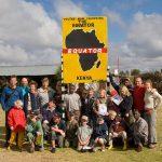 Tourists at the equator. (Flickr/Marc Samsom)