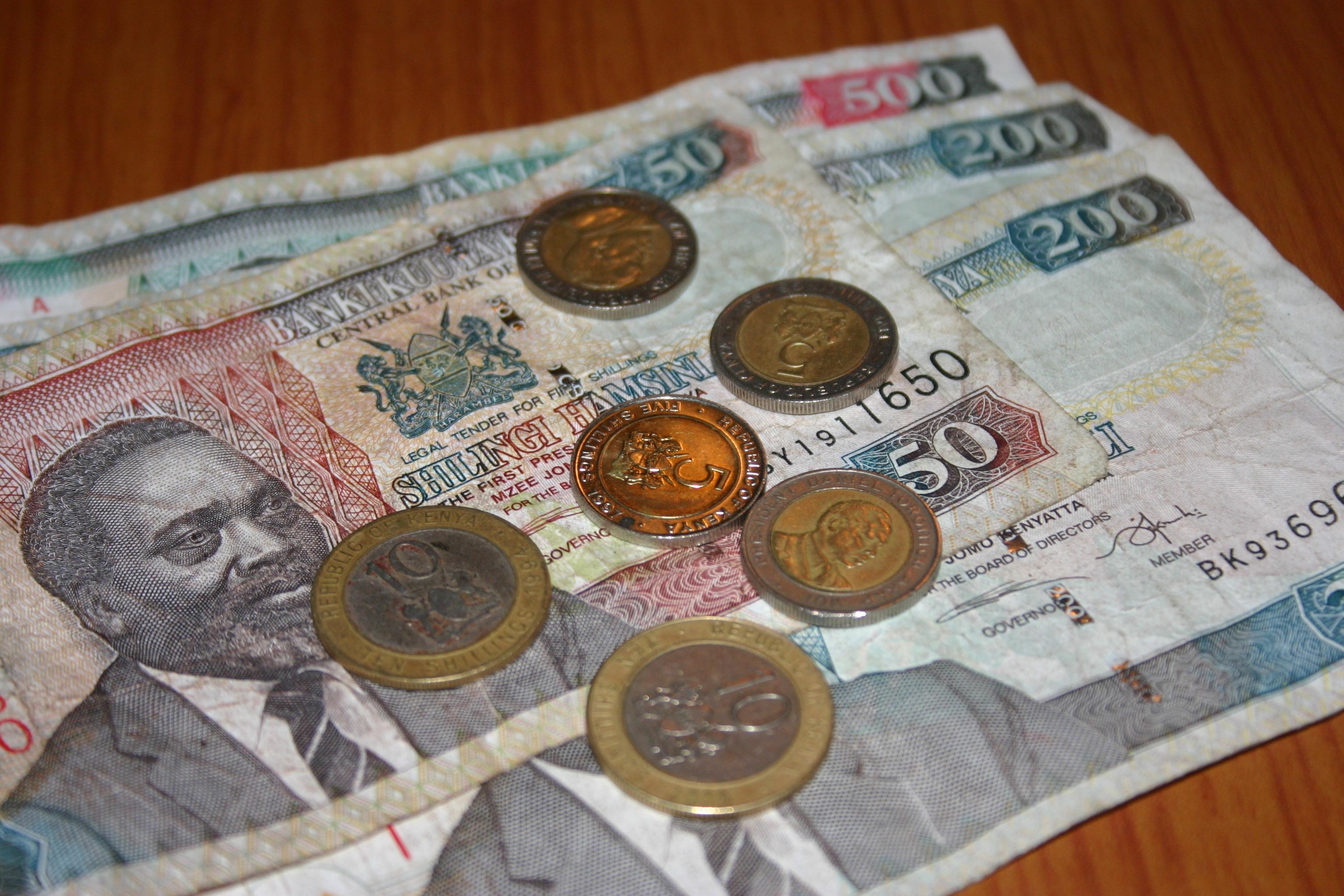 Kenia Shilling