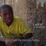 Child gold miners risk their lives in Tanzania