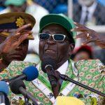 President Robert Mugabe addresses a rally on July 28 2013. (Pic: AFP)