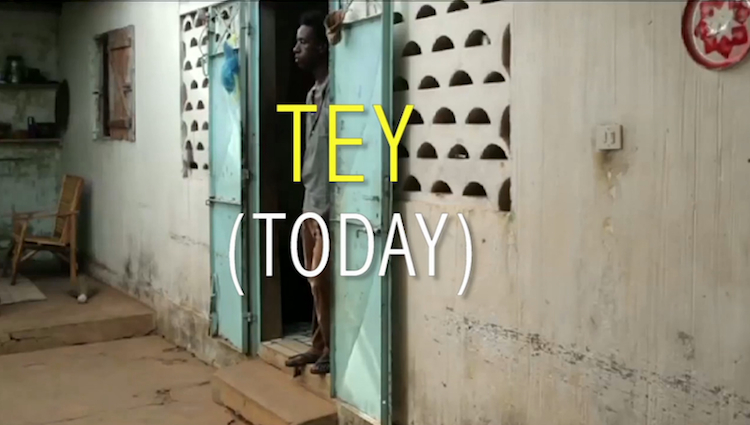 'Tey' tells the tale of the final day in the life of Senegalese returnee Satché. (Pic: OkayAfrica)