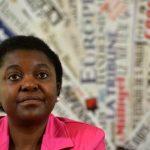 Cécile Kyenge. (Pic: AFP)