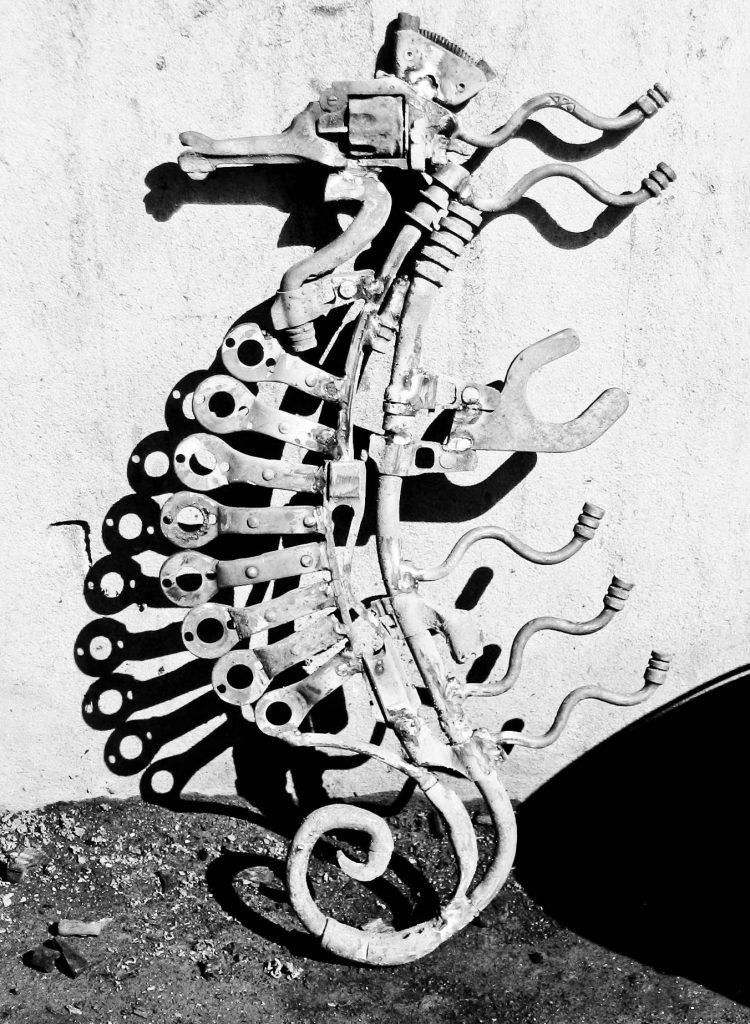 Seahorse. (Pic: Fyrkuna Gallery)
