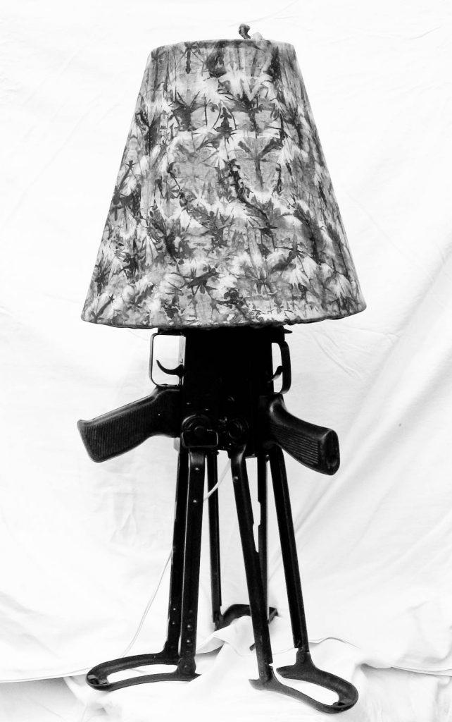 Table lamp. (Pic: Fyrkuna Gallery)