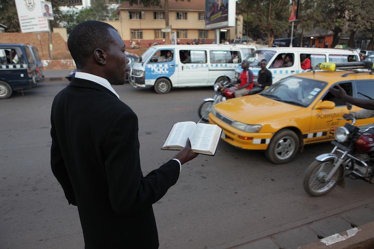 'God Loves Uganda' explores the role of the American evangelical movement in Uganda. (Pic: Derek Wiesehahn, godlovesuganda.com)