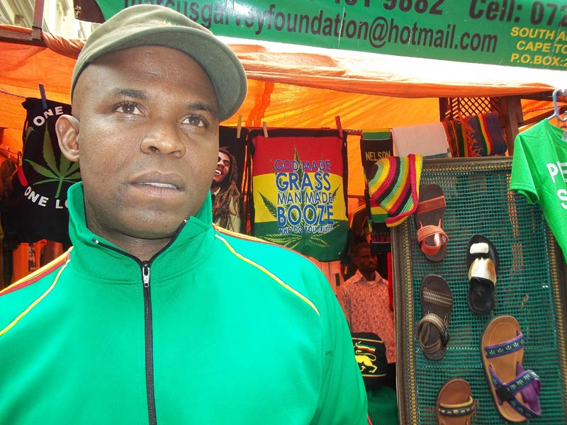 Jimmy Kaye. (Pic: Dudumalingani Mqombothi)