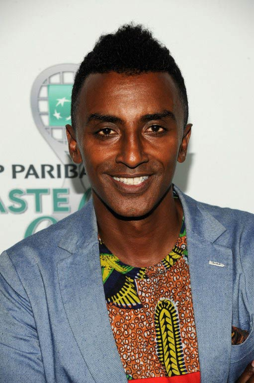 Marcus Samuelsson is an Ethiopian-born chef, owner of Red Rooster Harlem in New York City and three other restaurants, and author of two cookbooks and a memoir. (Pic: AFP)