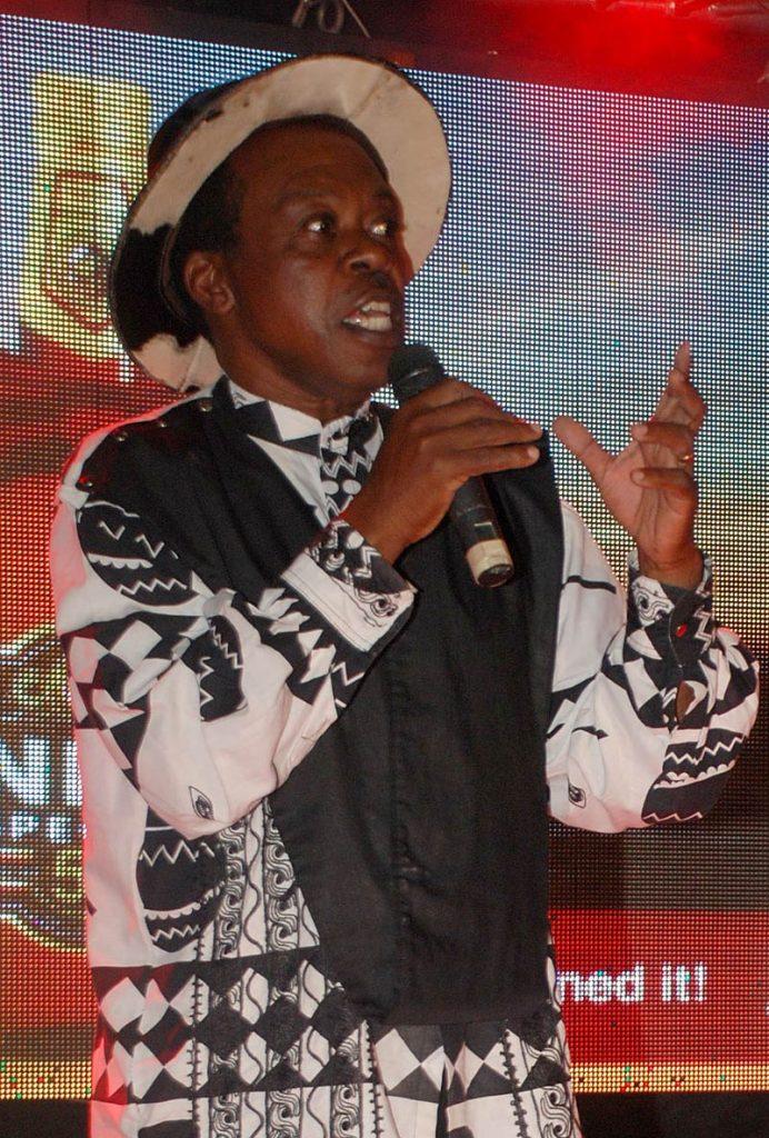 Stephen Rwangyezi is intent on preserving African customs and influences. (Pic: Samson Baranga)