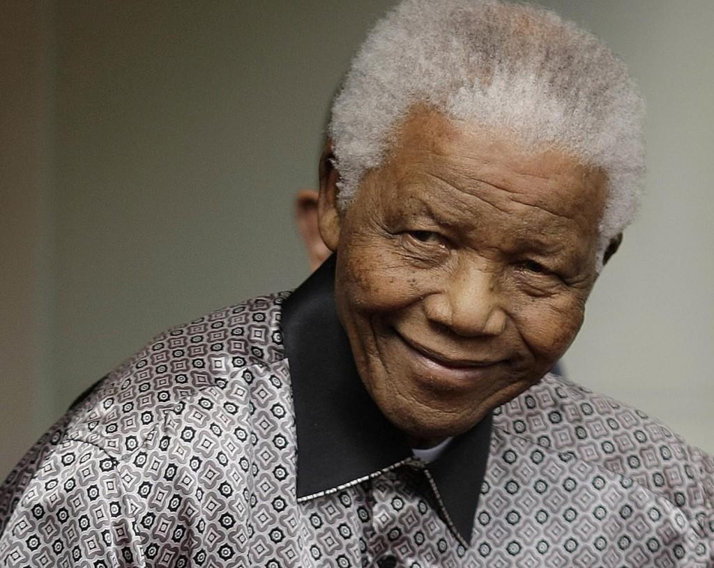 Nelson Mandela. (Pic: AFP)