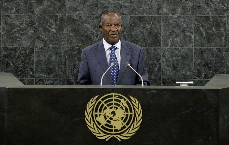 Zambia's President Michael Sata. (Pic: AFP)