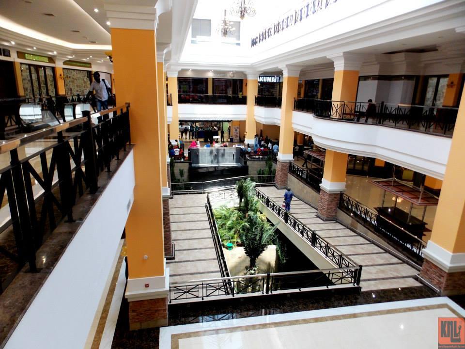 Acacia Mall in Kampala. (Pic: Kampala Night Life / Facebook)