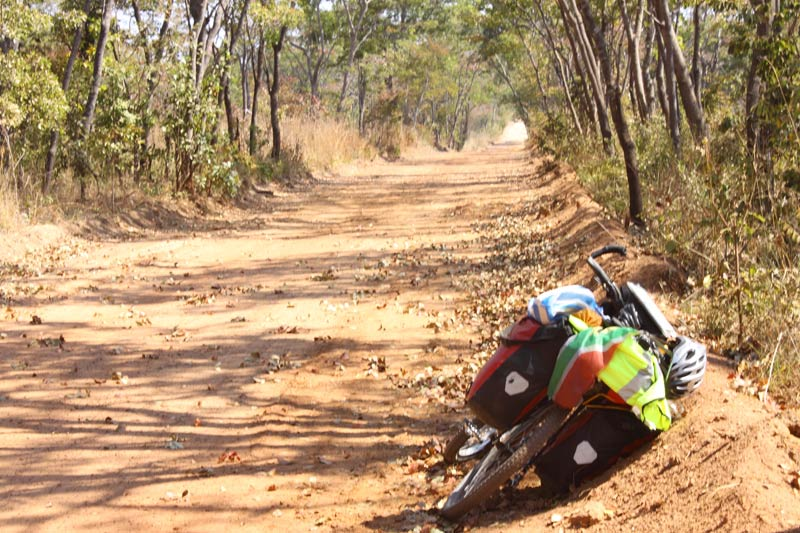 The road to Cuchi. (Pic: Paul Morris)