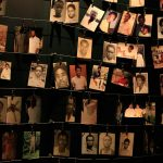 Photographs of people who were killed during the 1994 genocide are seen inside the Kigali Genocide Memorial Museum. (Pic: Reuters)