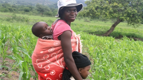 A third of Zimbabwean women have experienced physical violence at the hands of their spouse or partner. (Pic: IRIN / Jaspreet Kindra)