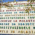 The 11 official languages of South Africa on display at the Constitutional Court. (Pic: Flickr)