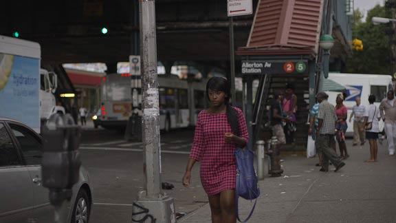 Nana Mensah in 'Queen of Glory'. (Pic: Peter Hurley)