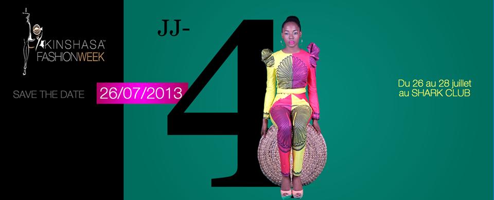 (Pic: Kinshasa Fashion Week's Facebook page)