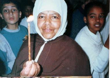 Emahoy Tsegué-Mariam Guebrù. (Pic: emahoymusicfoundation.org