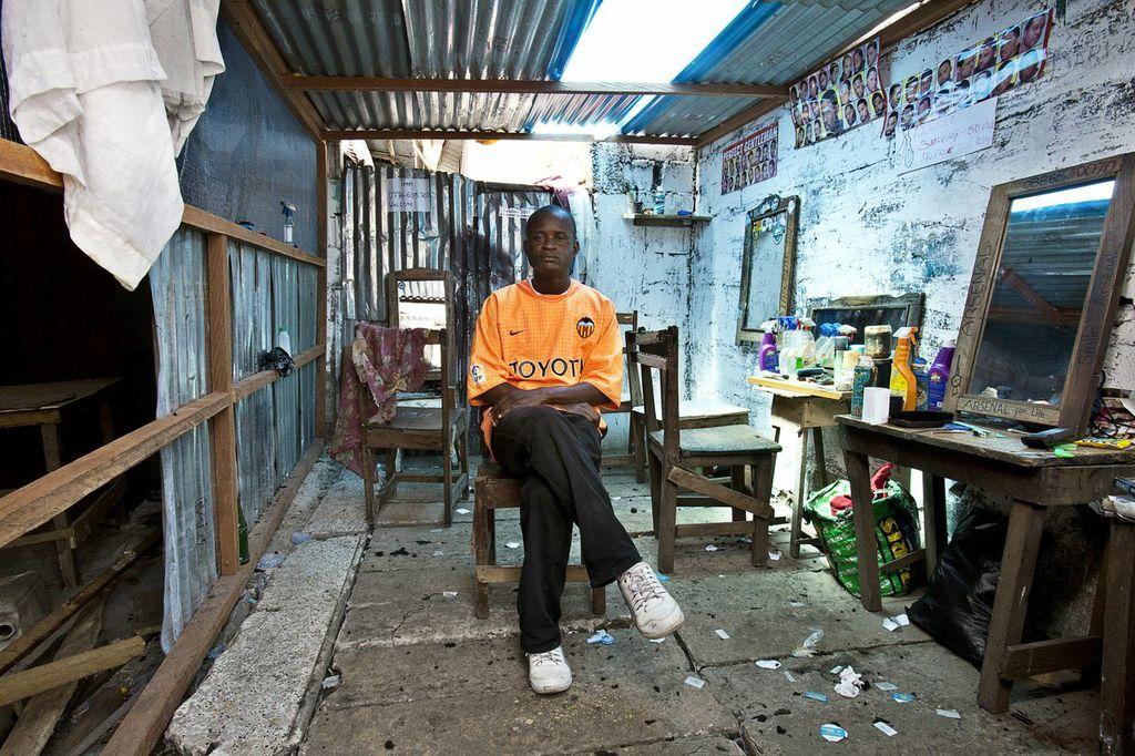 Liberia. (Pic: Andrew Esiebo)